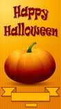 Happy Halloween Background. Stock Images