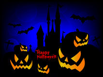 Happy Halloween Background Vector Royalty Free Stock Image