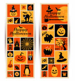 Happy halloween banner. Stock Photo