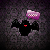 Happy Halloween Bat Stock Photos