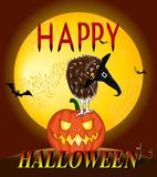 Happy Halloween. Stock Images