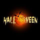 Happy Halloween Card - Vector Illustration vector illustration