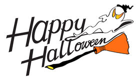 Happy Halloween color Royalty Free Stock Photo