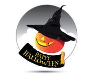 Happy Halloween Concept Design Stock Image