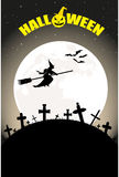 Happy Halloween Day Vector Backgrounds Stock Images