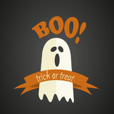 Happy Halloween Design Stock Photo