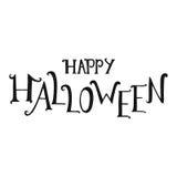 Happy Halloween Design Royalty Free Stock Images