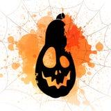 Happy Halloween Design Stock Photography
