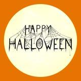 Happy Halloween Design Stock Photos