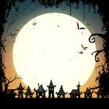 Happy Halloween Design Stock Photo