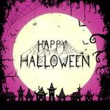 Happy Halloween Design Royalty Free Stock Photos