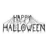 Happy Halloween Design Royalty Free Stock Image