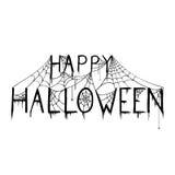Happy Halloween Design Royalty Free Stock Photo