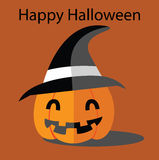 Happy halloween eps10 format Stock Image