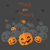 Happy halloween eps10 format Stock Photography