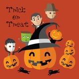 Happy halloween eps10 format Stock Photo