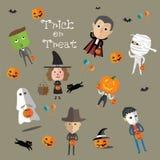 Happy halloween eps10 format Royalty Free Stock Photos