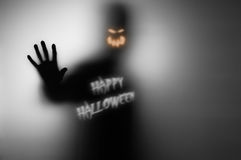 Happy halloween ghost Royalty Free Stock Photos