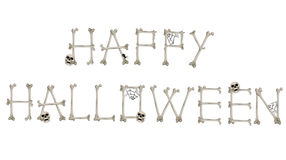 Happy Halloween Greeting Royalty Free Stock Image