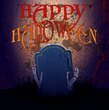 Happy halloween8 Royalty Free Stock Photo