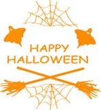 Happy Halloween. Illustration, element illustration Royalty Free Stock Images