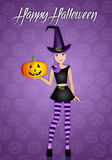 Happy Halloween Royalty Free Stock Photography