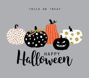 Happy Halloween Stock Images