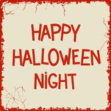 Happy Halloween Night Royalty Free Stock Photos