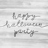 Happy halloween party Royalty Free Stock Photography