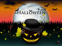 Happy Halloween party Royalty Free Stock Photo