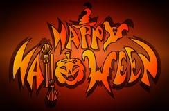 Happy Halloween . Royalty Free Stock Photography