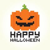 Happy halloween pumpkin vector Stock Photography