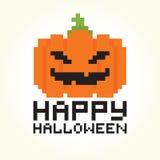 Happy halloween pumpkin vector Stock Photography