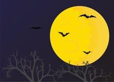 Happy Halloween scary Stock Photography