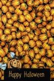 Happy Halloween Sign Stock Photo