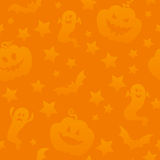 Happy halloween. Simple style halloween background image vector illustration