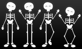 Free Happy Halloween Skull Stock Photography - 7239672