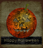 Happy Halloween texture Royalty Free Stock Photography