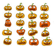 Happy Halloween theme and halloween background Royalty Free Stock Images