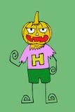 Happy Halloween theme and halloween background Stock Photo