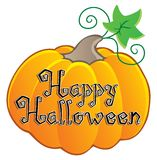 Happy Halloween topic image 2 Stock Photography