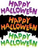 Happy Halloween topic image 5 Stock Image