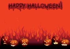 Happy Halloween! Royalty Free Stock Photography