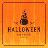 Happy Halloween Vector Background Royalty Free Stock Photo