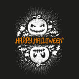 Happy Halloween Vector Stock Photo