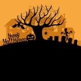 Happy Halloween. Stock Image