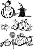 Happy Halloween - vector set. Stock Photos