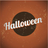 Happy halloween vintage Royalty Free Stock Images