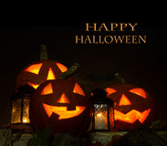 Happy hallowen Royalty Free Stock Images