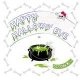 Happy Hallows' Eve Royalty Free Stock Photography